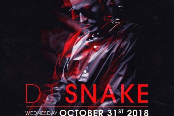 DJ Snake - Halloween