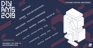 Diynamic Festival Amsterdamse Bos 2019