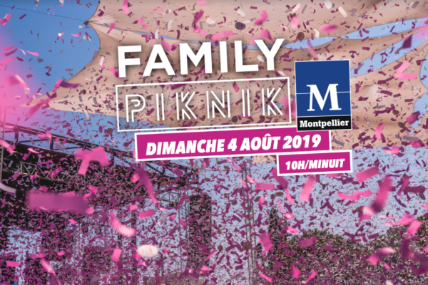 Family Piknik 2019 Montpellier
