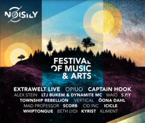 Noisily Festival of Music and Arts returns to Coney Woods in Leicestershire Lineup Phase 1