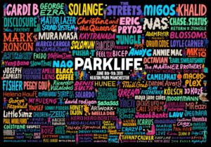 Parklife 2019 Festival Lineup Manchester Heaton Park