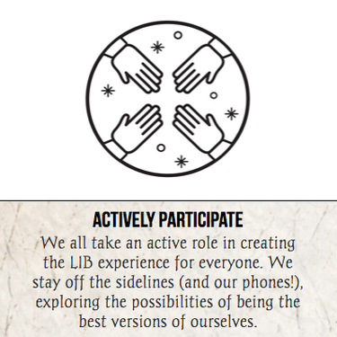 Actively Participate LIB