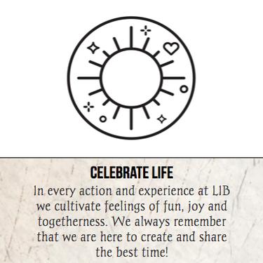 Celebrate Life LIB
