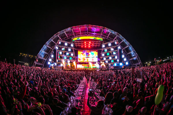 5 of the Best Cities for Festivals and EDM
