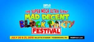 Diplo Presents MDBP Fest