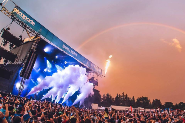 Escapade Music Festival in Ottawa Canada 2019