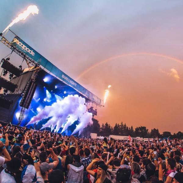 Escapade Music Festival in Ottawa Canada 2019