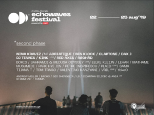 Echowaves powered by EXIT Festival Returns for Second Year Seaside Resort second Phase lineup