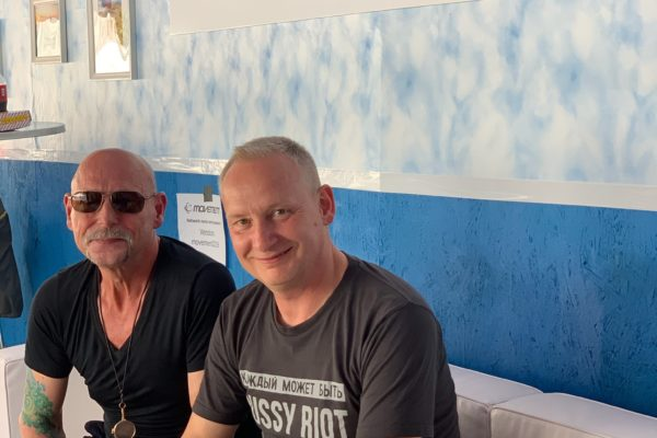 Interview: Orbital  '…it feels like some sort of spiritual home because it's the home of techno.""