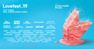Lovefest 2019 13th edition lineup announcement