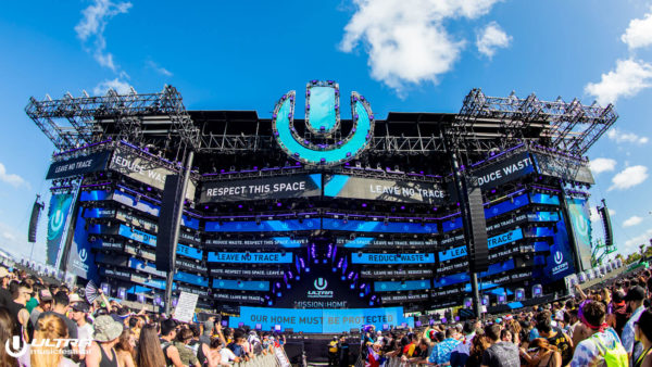 Ultra Miami Leave No Trace