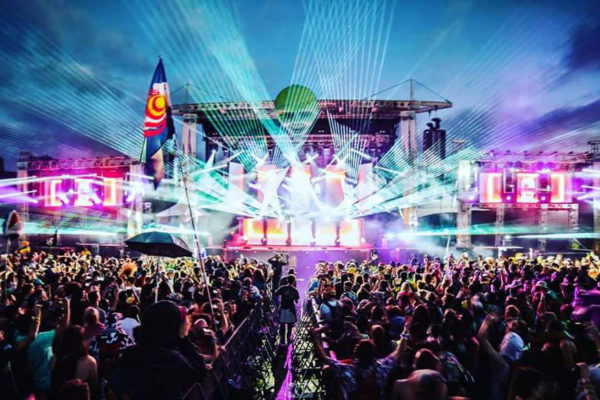 Kansas City's Dancefestopia Emerald City