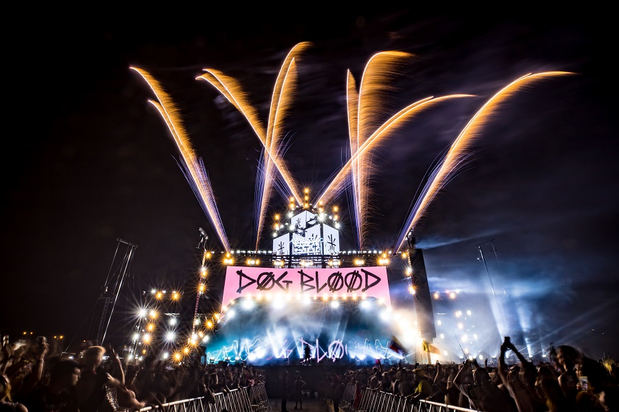 Electric Zoo Evolved 2019 Dog Blood Sunday Night
