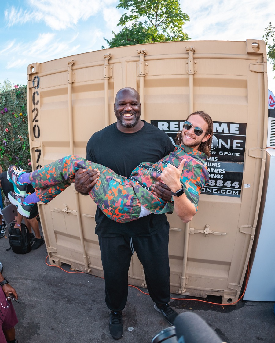 Electric Zoo Evolved 2019 Shaq and Zedd