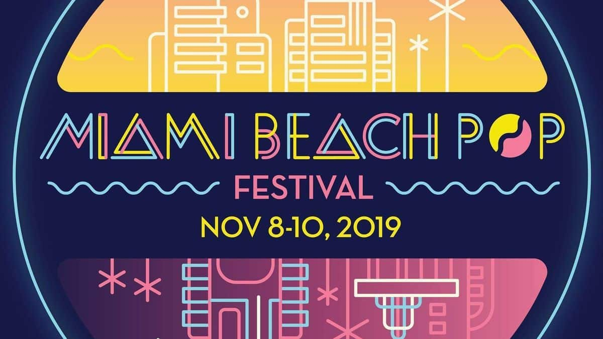 The Miami Beach Pop Festival Lineup is Topnotch