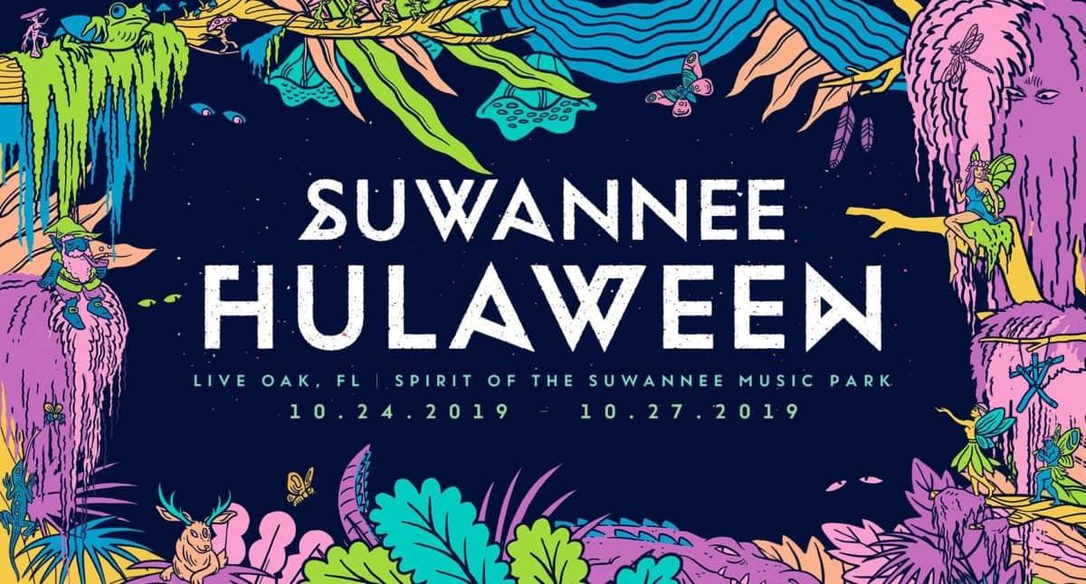 Suwannee Hulaween 2019