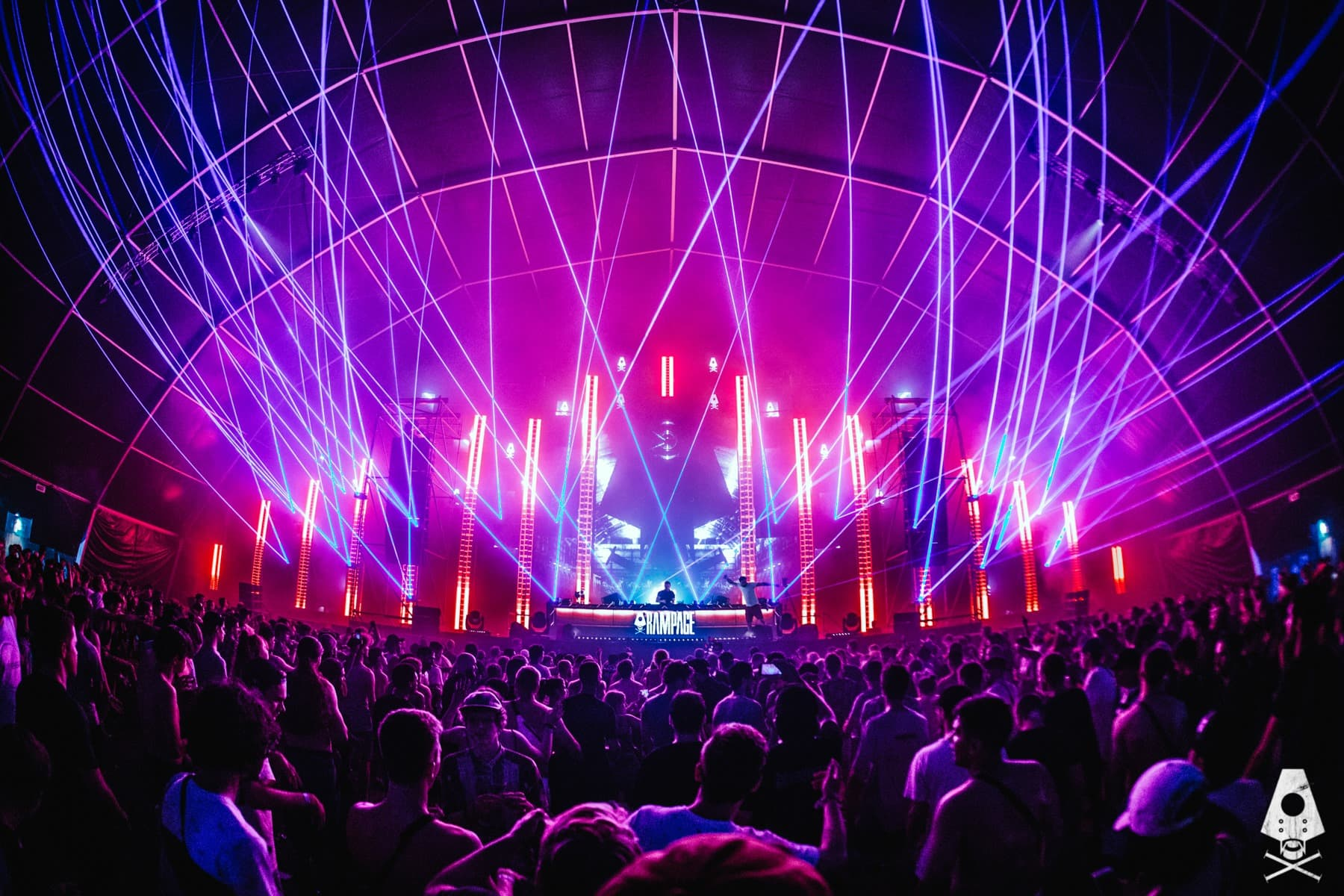 Rampage Festival 2020 Winter Destination