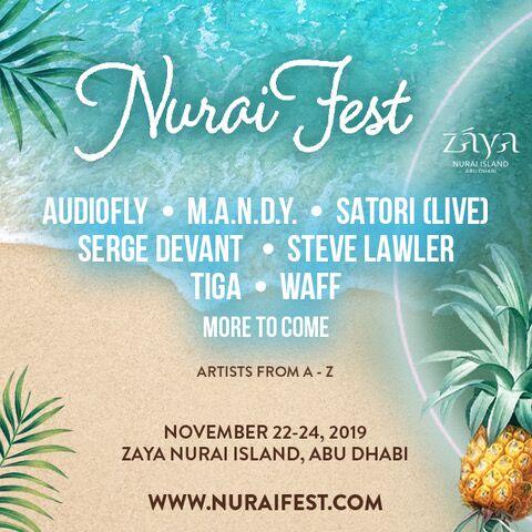 NuraiFest 2019 Winter Destination Festival