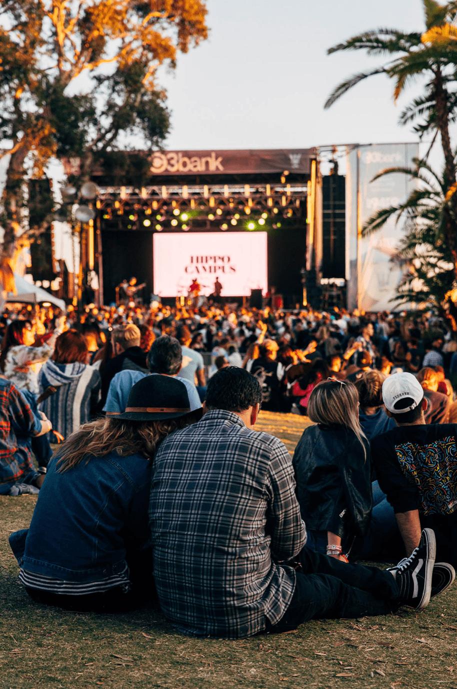 San Diego's Wonderfront Festival Premier