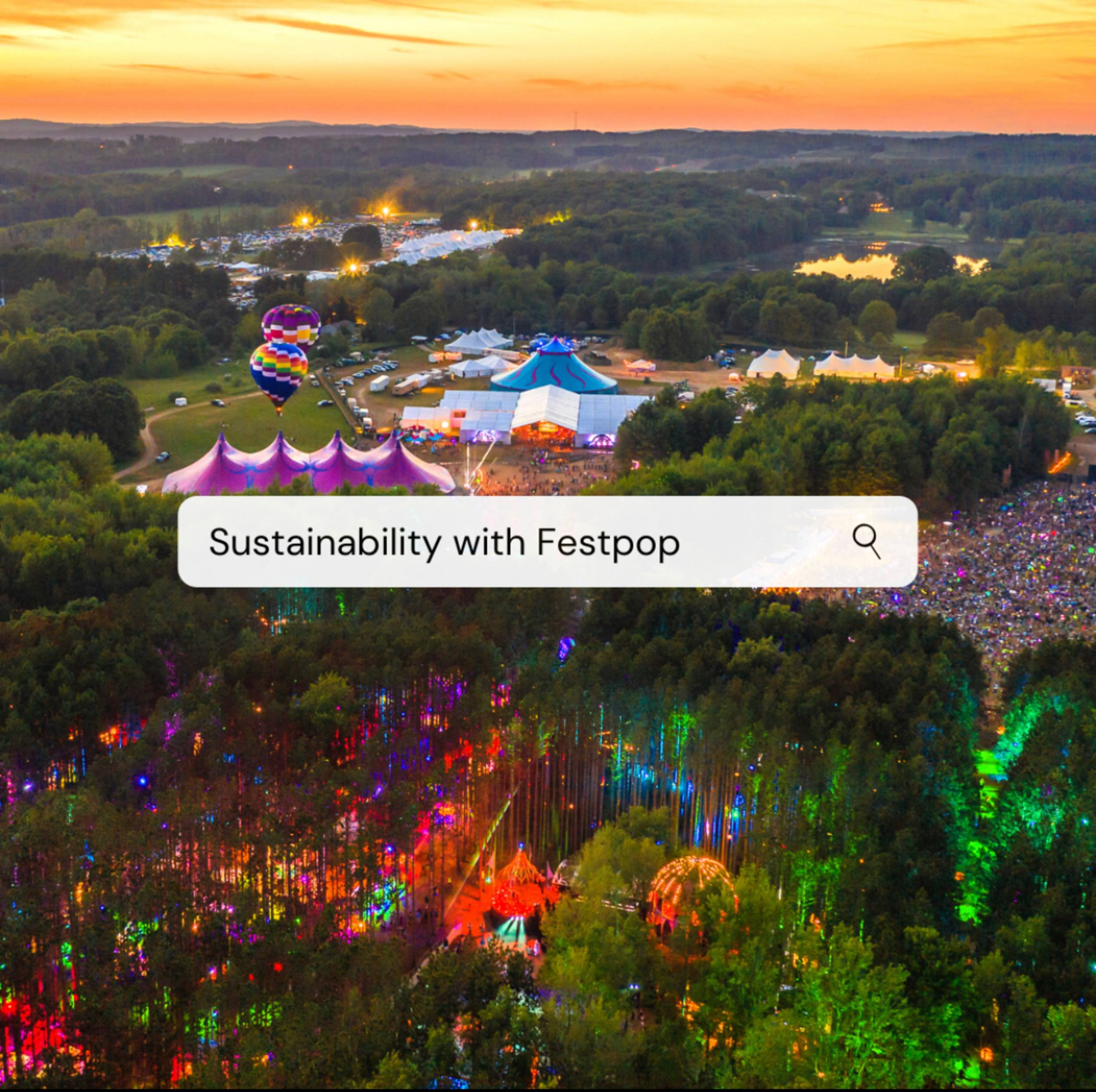 Why sustainability matters for festivals too