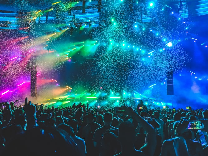 Best Cities for EDM Festivals