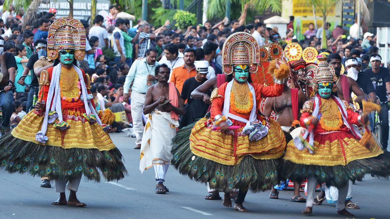 Most Famous Festivals of India Onam