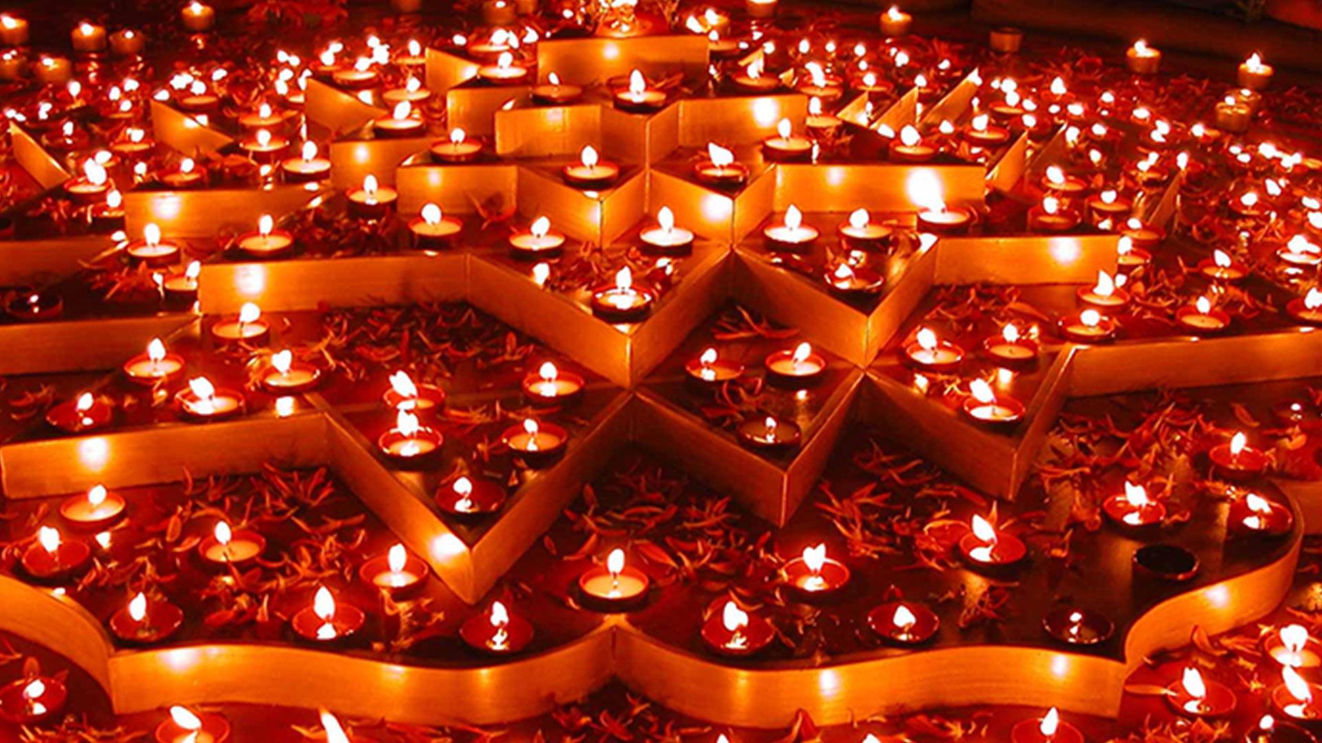 Most Famous Festivals of India Diwali