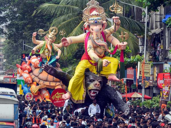 Most Famous Festivals of India Ganesh