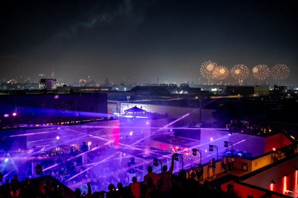 Black Coffee Brought the Heat to the Newly Reopened Brooklyn Mirage