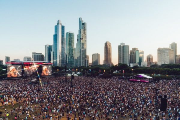 Lollapalooza is back and better then ever!
