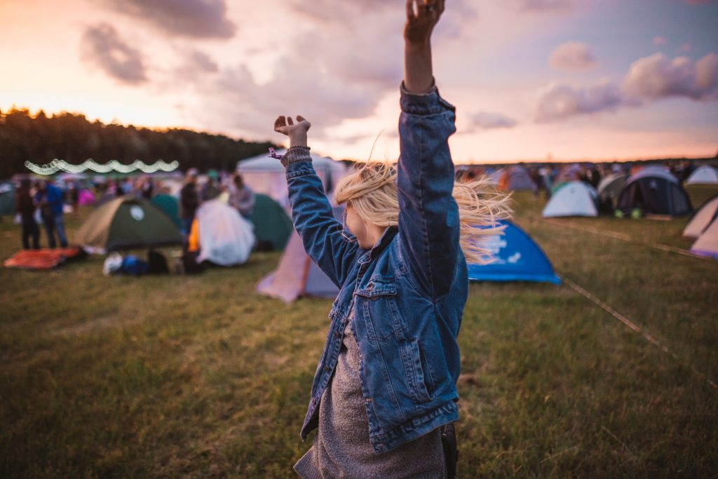 Music Festivals Pandemic Article